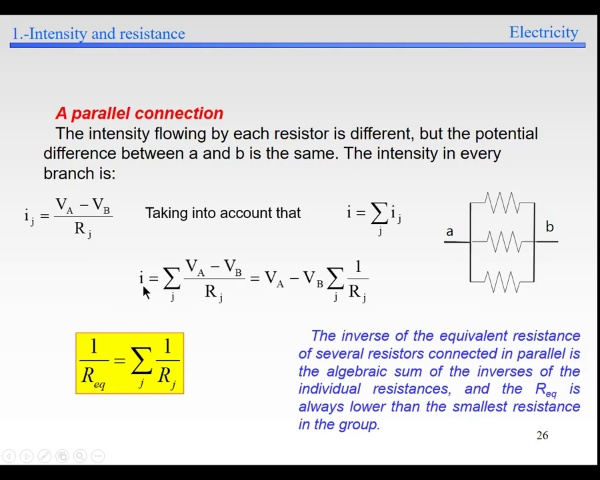 Elec-3-Electrokinetics-S25-S26-Equivalent resistance