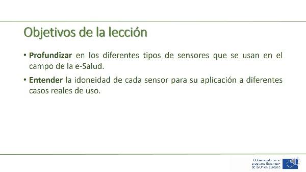 Unidad 2 - Lección 4 - sensores