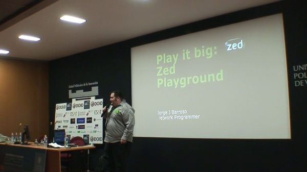 Play it big: Zed Playground - Parte 1