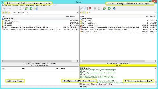 Creación Virtual Mecanismo a-c-0683 con Solidworks - 03 de 11