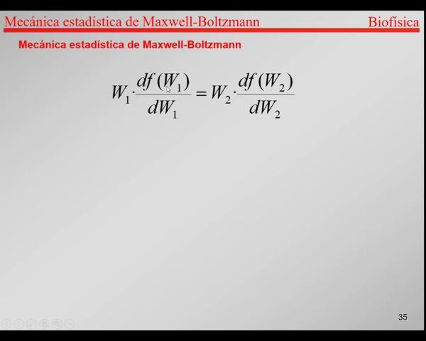 6.-Física Estadística T32-T37- Entropía y configuraciones