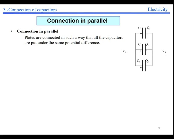 Elec 2-Parallel Connection  S32-S33