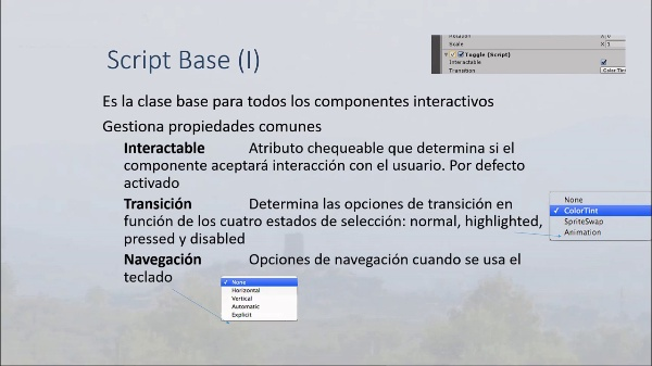 Recursos IU en Unity 3D - Texto e imagen