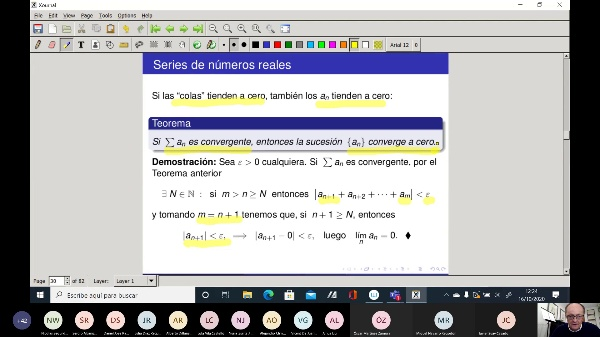Matemáticas I GITI Grupo A Clase07