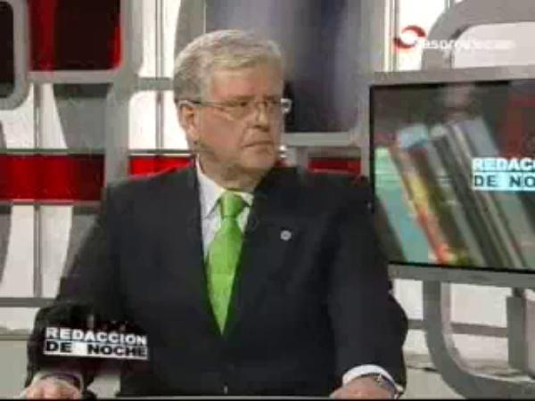 Entrevista en la LP Televisión