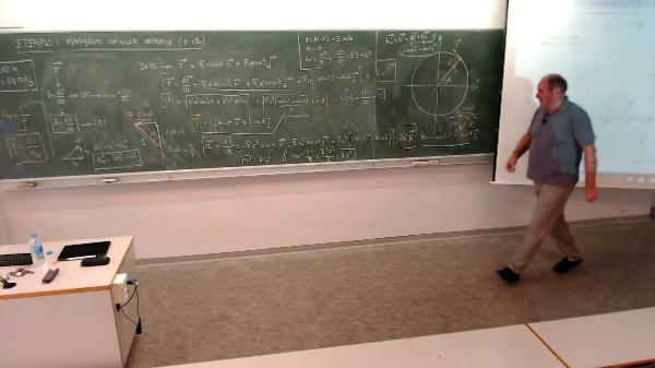 Física 1. Lección 3. Movimiento circular con velocidad constante. Pasos para resolver el problema