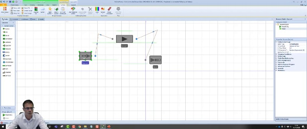 SIMIO_Video21_Source Crear entidades diferentes
