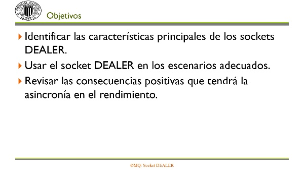 ZeroMQ: Socket DEALER