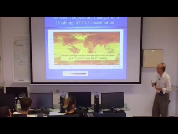 Climate Change Forecast - Ed Rubin