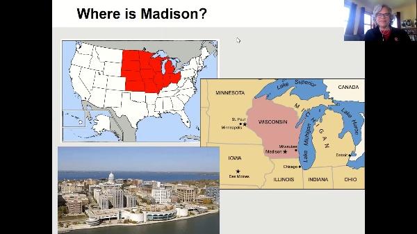 University of Winsconsin-Madison (EEUU) Presentación