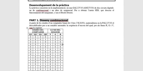 PL7 PLD (1) - Introducció - G222 Electrònica Digital 2020 [UPV]