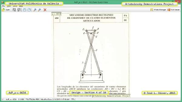 Creación Virtual Mecanismo a-c-0654 con Solidworks - 04 de 10