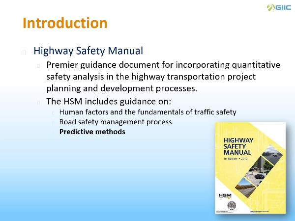 Applying the Predictive Method of the Highway Safety Manual on two-lane rural roads