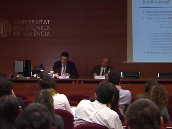 Joan Oriol Prats - Crisis económica, fallos institucionales y consecuencias para los países en desarrollo (parte 2 de 4)