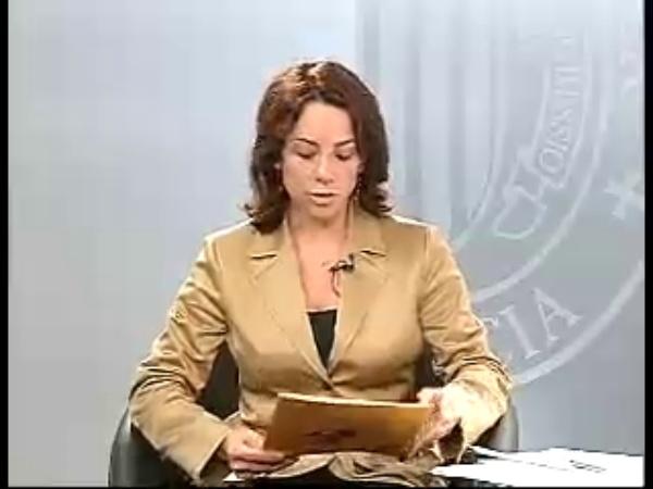 Acto de Investidura Doctor Honoris Causa Al Sr. Zubin Metha - parte.1