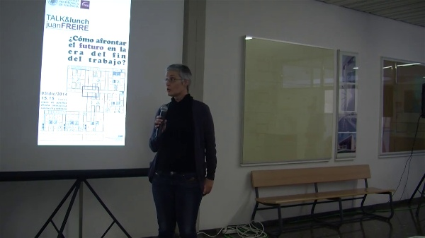 Conferencia Juan Freire
