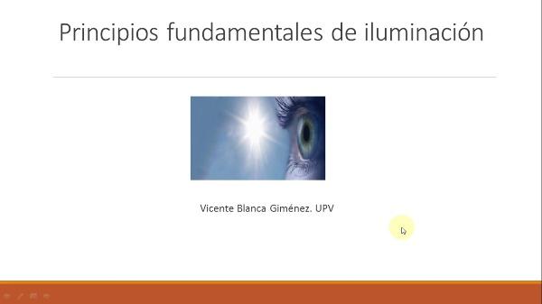 Leyes luminotecnicas