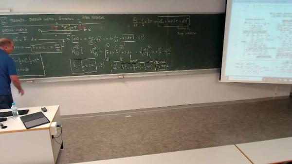 Física 1. Lección 2. Teorema energía cinética cuando usar cada forma