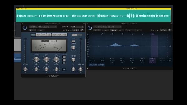Ecualizar y procesar la voz (Sonido Diegético)