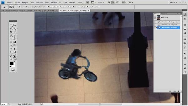 Photoshop CS4.Subexponer