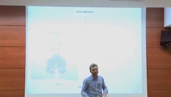 Alex Frediani - Nuevas visiones de la Planificación del Desarrollo - parte 1 de 4