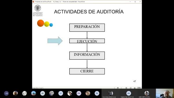 01:21:07 Técnicas Afines. Tema 6, parte 2. Auditorías y no conformidades.