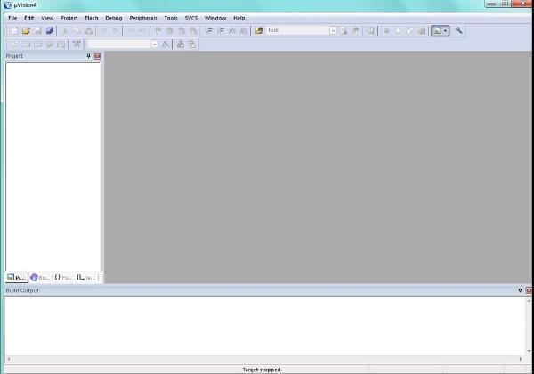 Introducción al entorno de desarrollo Keil uVision4