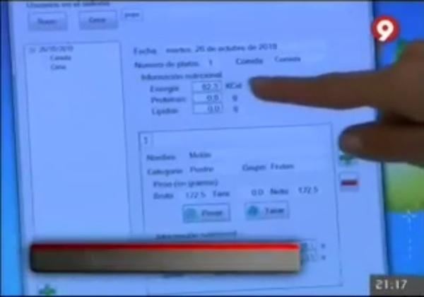 Feria de los Inventos 2010 (noticia en Canal 9)