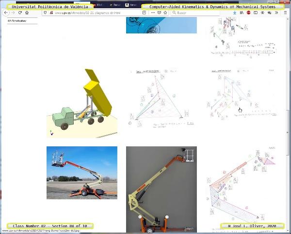 Mecánica y Teoría de Mecanismos ¿ 2020 ¿ MM - Clase 02 ¿ Tramo 08 de 10
