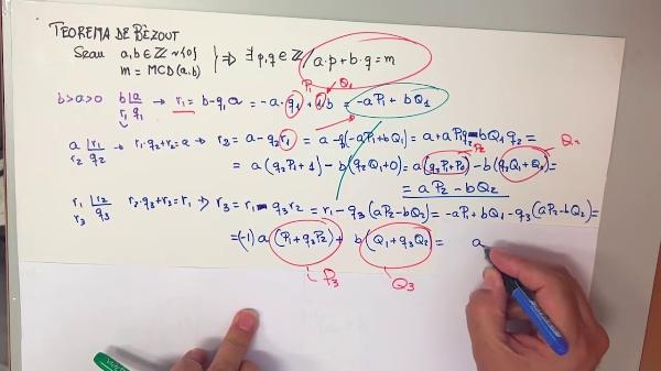 Teorema de Bezout 2