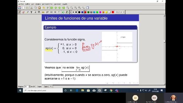 Matematicas 1 GIOI grupo A Clase 13