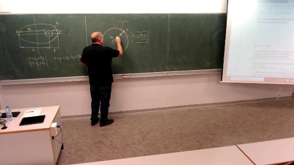 Física 1. Lección 3. Movimiento circular, velocidad y aceleracion