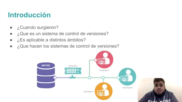 ISW - Herramientas y Modelos de Gestión y Control de Versiones de Codigo