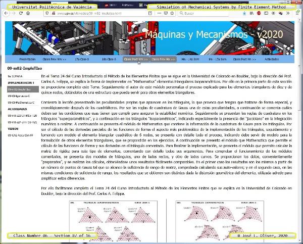 Métodos Numéricos para Análisis Estructural ¿ MN ¿ 2020 ¿ Clase 06 ¿ Tramo 07 de 16