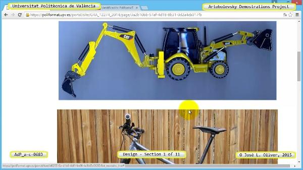 Creación Virtual Mecanismo a-c-0683 con Solidworks - 01 de 11
