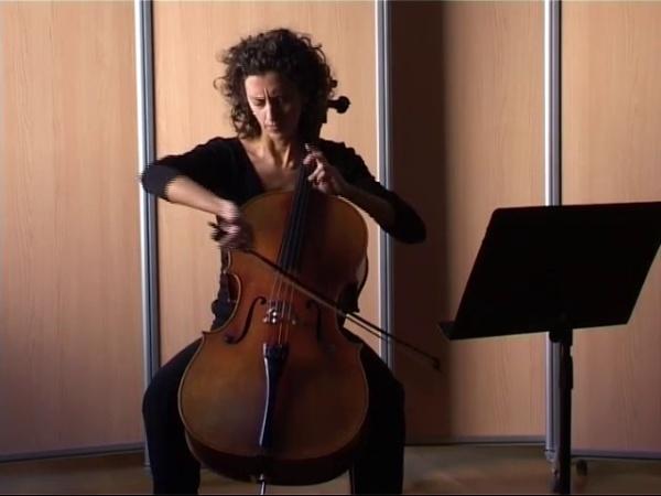 Iztacchíuatl, M. Gálvez-Taroncher / Mayte García Atienza, violonchelo