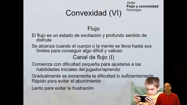 Introducción al juego. Flujo, convexidad y psicología