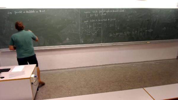 Matemáticas I-12-4-Teorema Si f es derivable en x=a tambien es continua