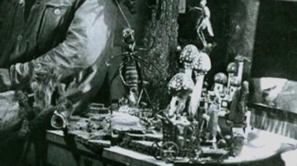 Ladislaw Starewicz, domador de marionetas