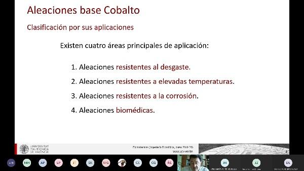 Biomateriales: 52_Aleaciones base cobalto