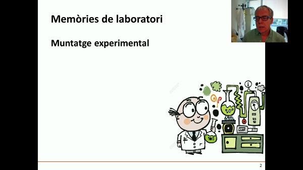 Recomanacions sobre redacció de memòries de pràctiques de laboratori
