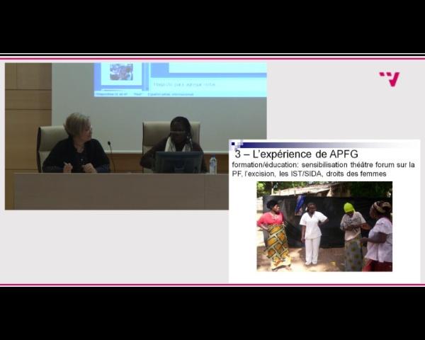 Presentación de proyectos de colaboración ASIC y APFG. 4/6