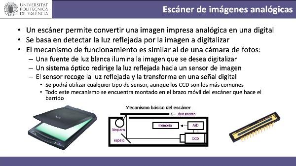 Digitalización de fuentes analógicas de audio y vídeo