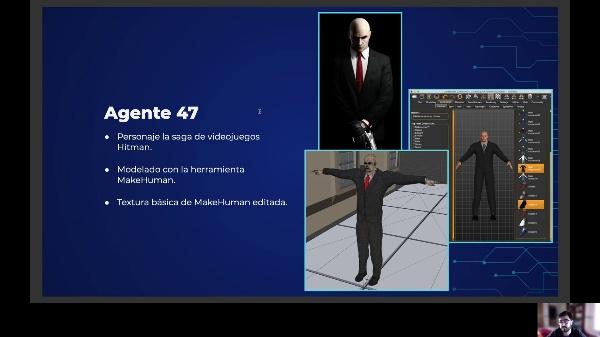 AGM - Trabajo 2 - Presentación - Vicent Moltó Gallego