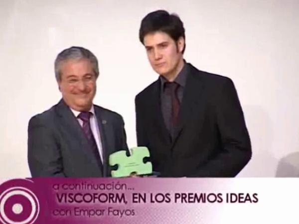 Viscoform obtuvo la Mención de Honor en los Premios IDEAS '09