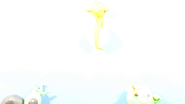 Haikouichthys (Stop Motion)