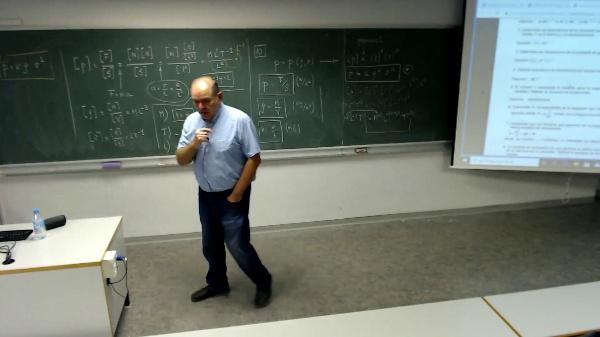 Física 1. Lección 1 - Problema 4. Planteamiento