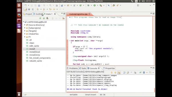 Depuración de Programas con Eclipse