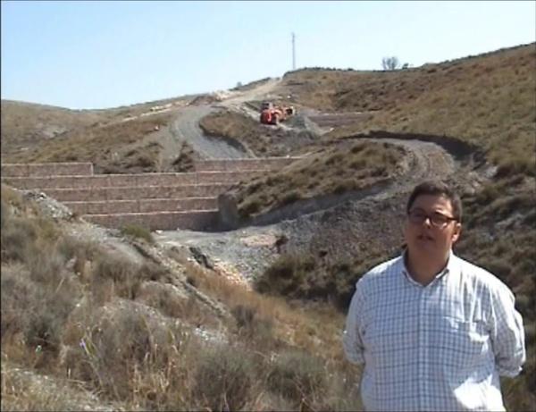 Construcción y Comparativa entre diques de Gabiones y Mampostería en la cuenca del barranco de Chirivel