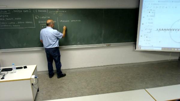 Física 1. Lección 2 Velocidad